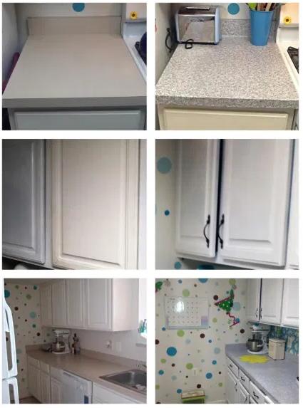 kitchen upgrades in apartment